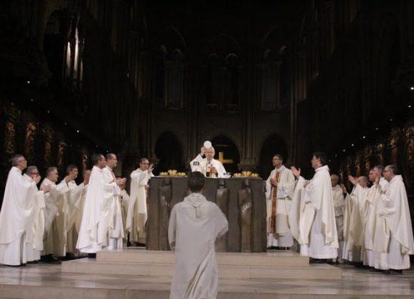 La prière eucharistique – partie 1
