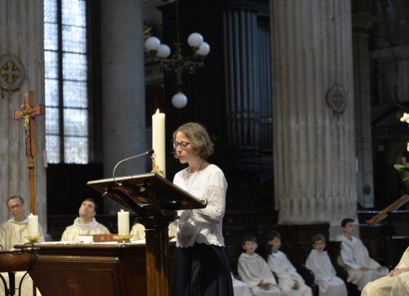 La liturgie de la Parole