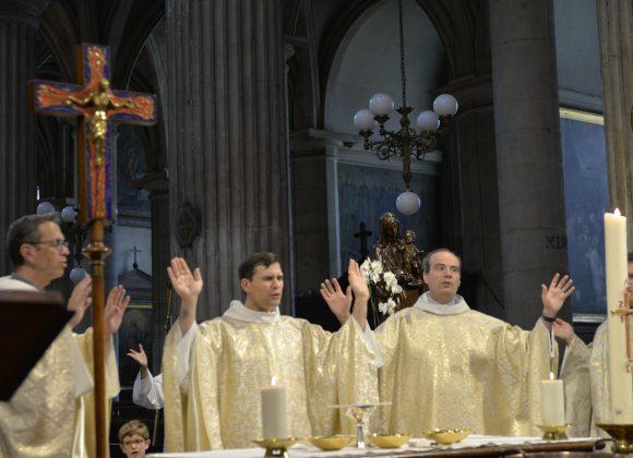 Du Notre Père à la Communion eucharistique