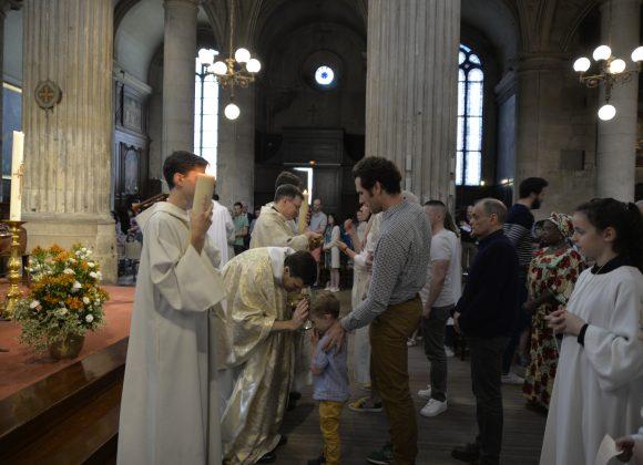 Communion et communion de désir