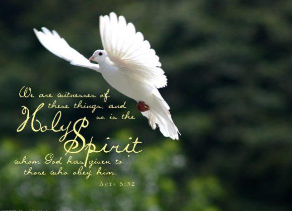 Pourquoi prier l'Esprit Saint ?