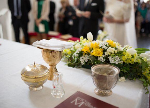 Pourquoi se marier à l'Eglise ?