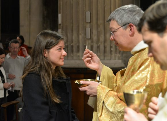 La Communion, union à Dieu et à l'Eglise