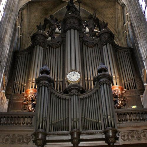 Historique des orgues
