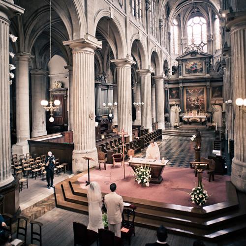 Histoire de Saint Nicolas-des-Champs