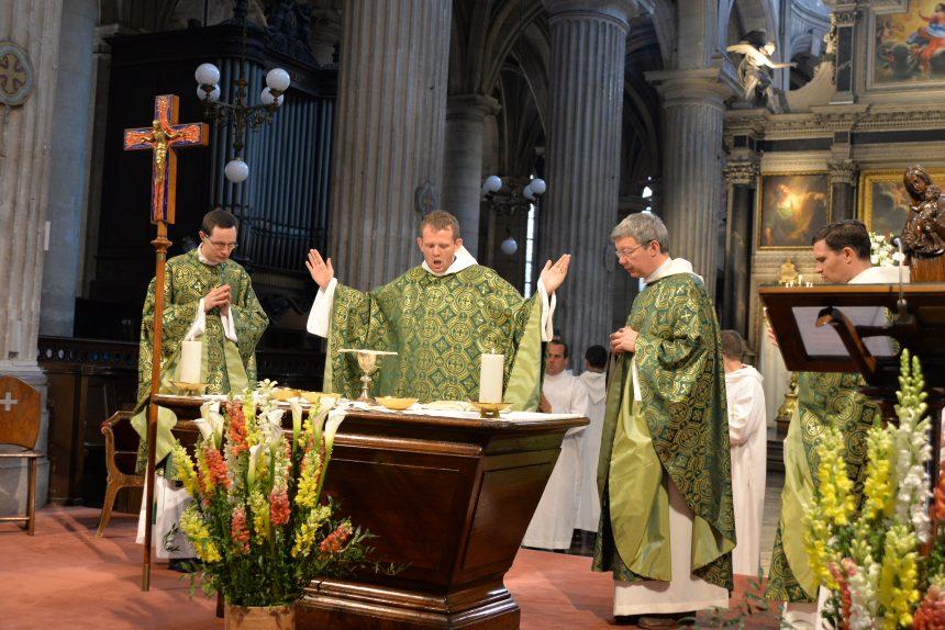 « Ça y est ! Je suis prêtre ! »