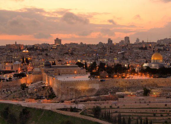 « Jérusalem habitera en sécurité »