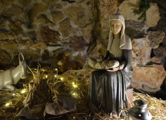 Homélie Noël Messe de l'Aurore 2019 par le Père Christophe Aubanelle