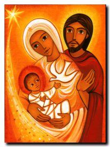 L'originalité de la Sainte Famille