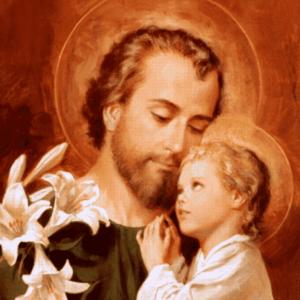Fête de Saint Joseph – Jeudi 19 mars