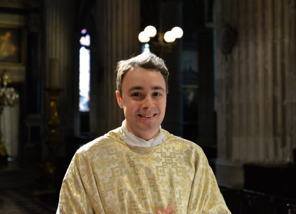 Homélie du 20 décembre 2020 par le Père Benoît d'Arras