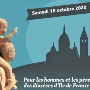 MARCHE DE SAINT JOSEPH À PARIS – Pour les hommes et les pères