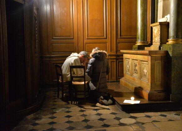 « 8 mythes sur la Confession »