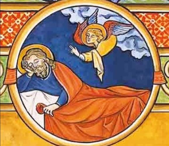 « Se reposer avec saint Joseph »